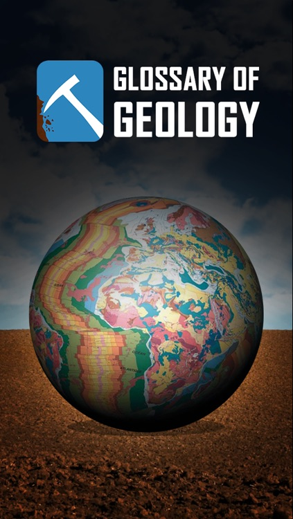 Geology Terminology Glossary