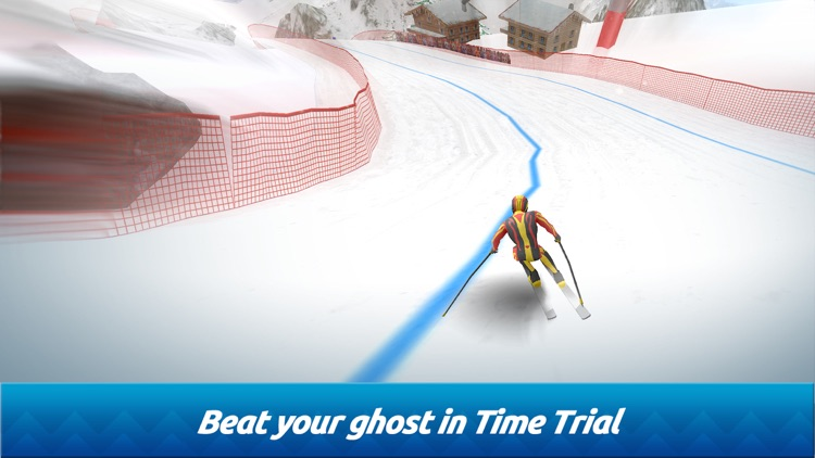 Top Ski Racing screenshot-2