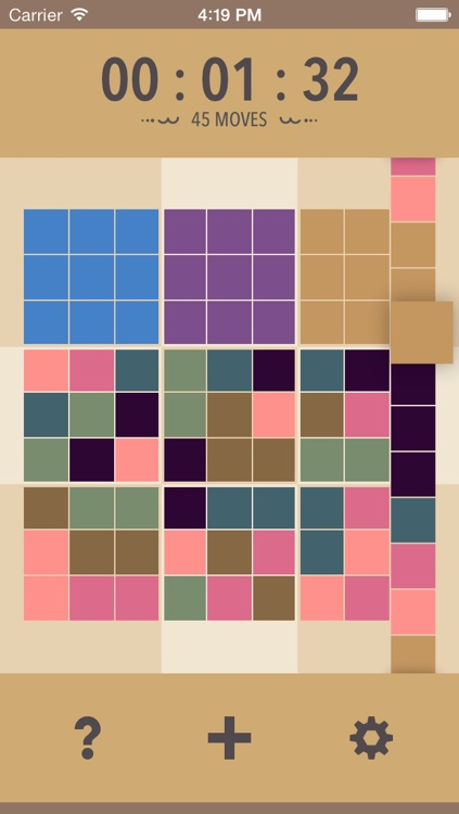 SLUZZULS — Puzzle Game screenshot-2