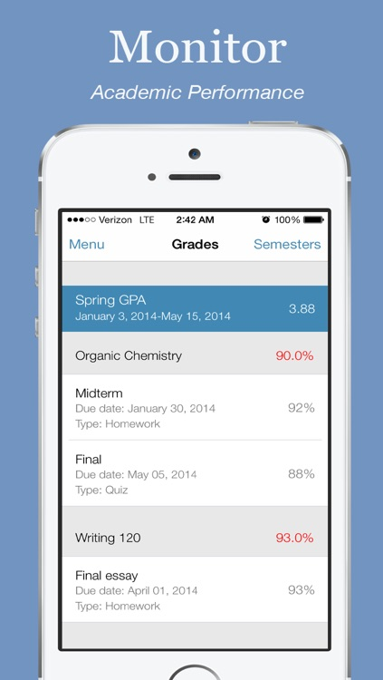 Study Habits – Helping Students in High School & College Organize, Schedule, Learn & Succeed! screenshot-3