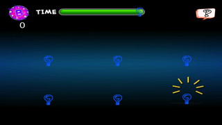 Neon Doodle Light Bulb Blast screenshot two
