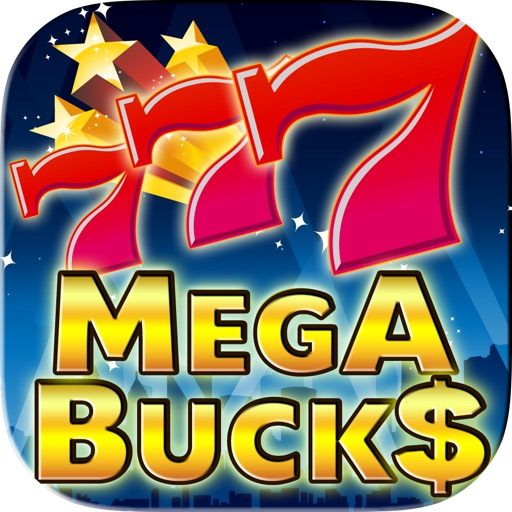 Mega Bucks Slots : Fun Casino Slot Machine Games