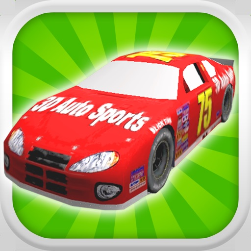 A Stock Car Speedway: 3D Speed Racing Game - FREE Edition icon