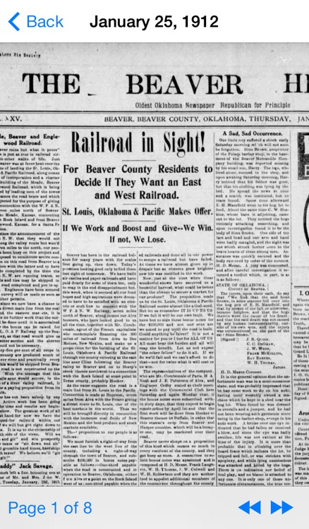Vintage Newspapers screenshot-2