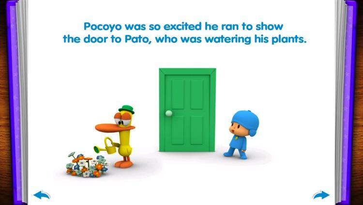 Pocoyo: Duck Stuck screenshot-4