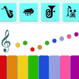 Tap A Tune - Kids Music Maker