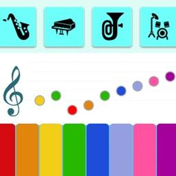 Tap A Tune - Kids Music Maker