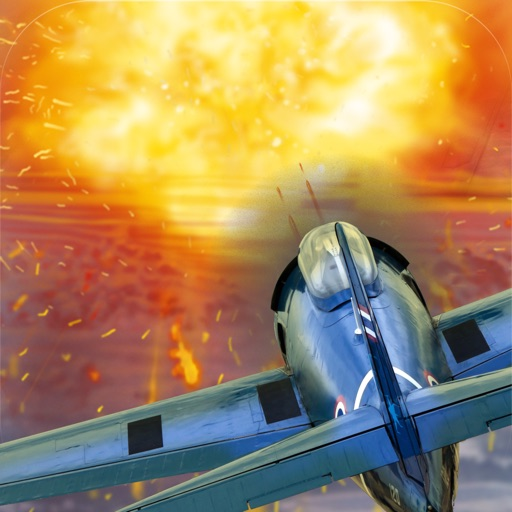 Awesome Fun Jet Airplane Flying & Fighting Game - War Shooting F16 Airplanes And Bombing Games For Boys & Teen Kids Free