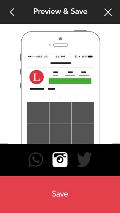 Monogramic - Personal Logos screenshot-3