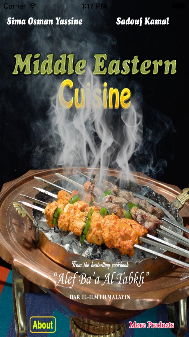 Middle Eastern Cuisineのおすすめ画像1