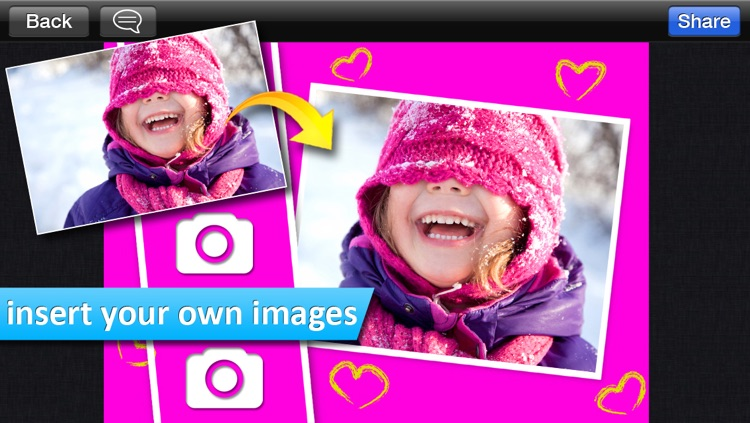 Photo2Collage - Create collages with 3-clicks