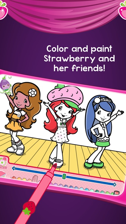 Strawberry Shortcake Berry Best Friends screenshot-4