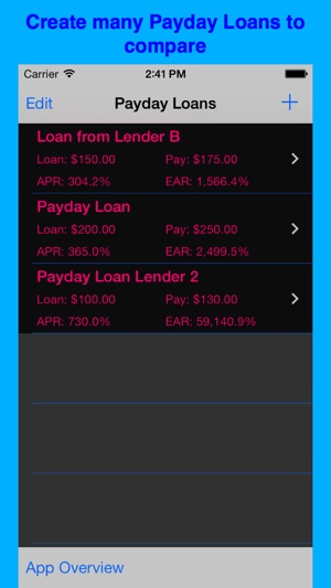 Payday advance lowest rates picture 3