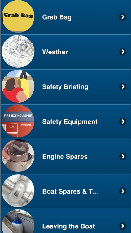 Dag Pike's Essential Boating Checklists for Yachts & Motor Boats screenshot-3