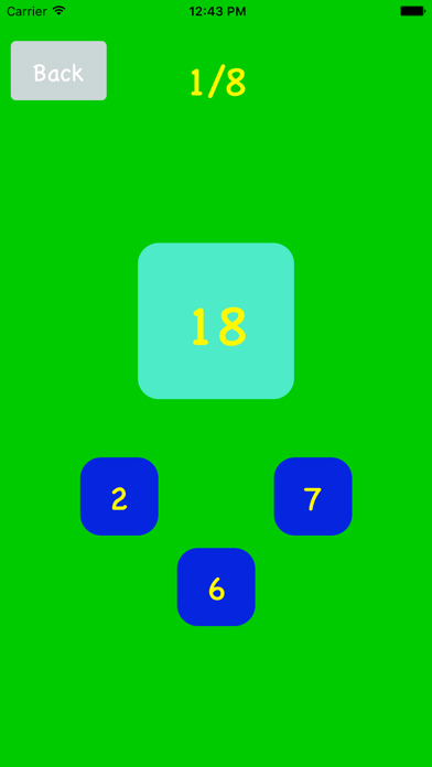 Your Number Bonds screenshot two