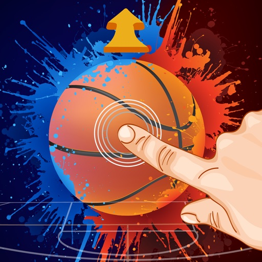 Top Finger Basketball Plus - Racing Flick Shoot & Win icon
