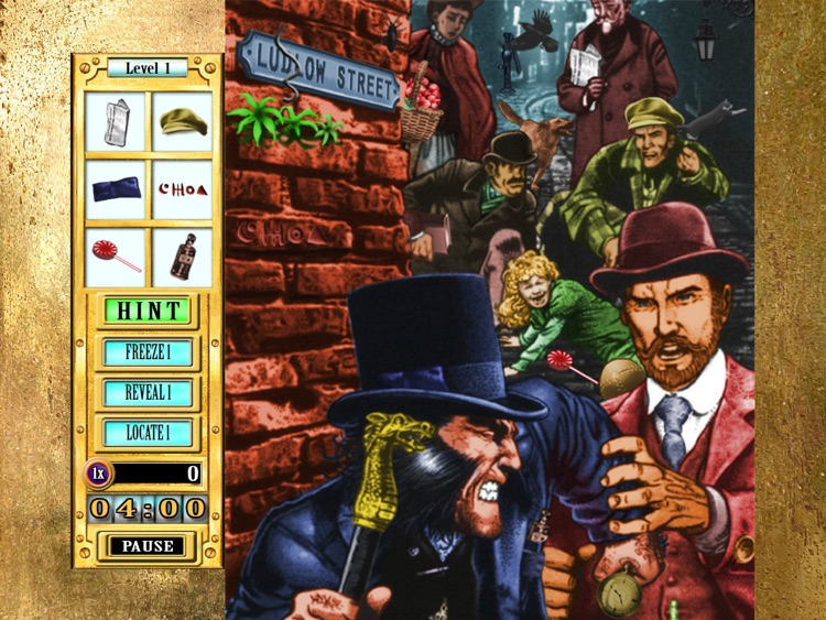 Hidden Object Game FREE - Dr. Jekyll and Mr. Hyde screenshot-3