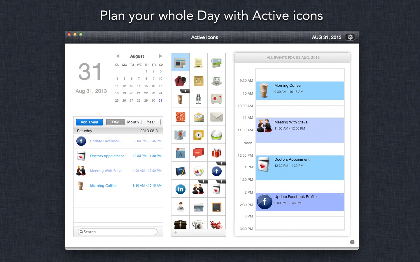 ‎Active Icons on the Mac App Store