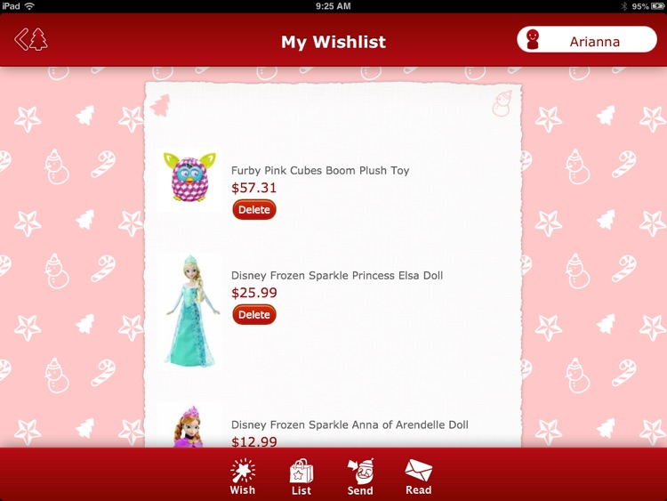My Wishbook screenshot-3