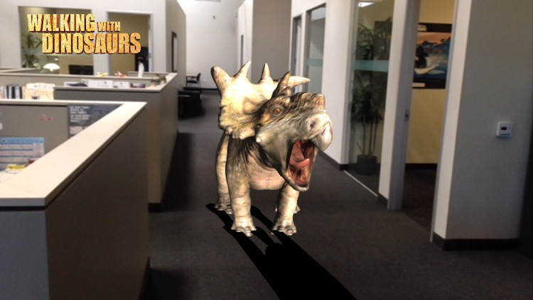 Walking With Dinosaurs: Photo Adventure