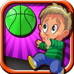 Baby Ball Toss Basketball Game for Kids