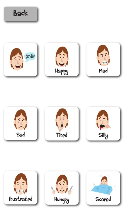 Emotions & Feelings Social Story