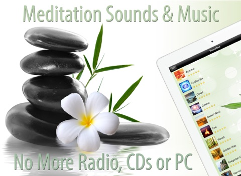 Meditation Sounds and Music for Meditation, Relaxation and Massage Therapy screenshot