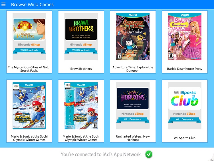 games for nintendo