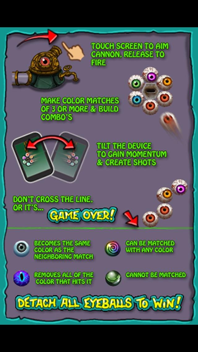 Eyegore's Eye Blast Screenshot