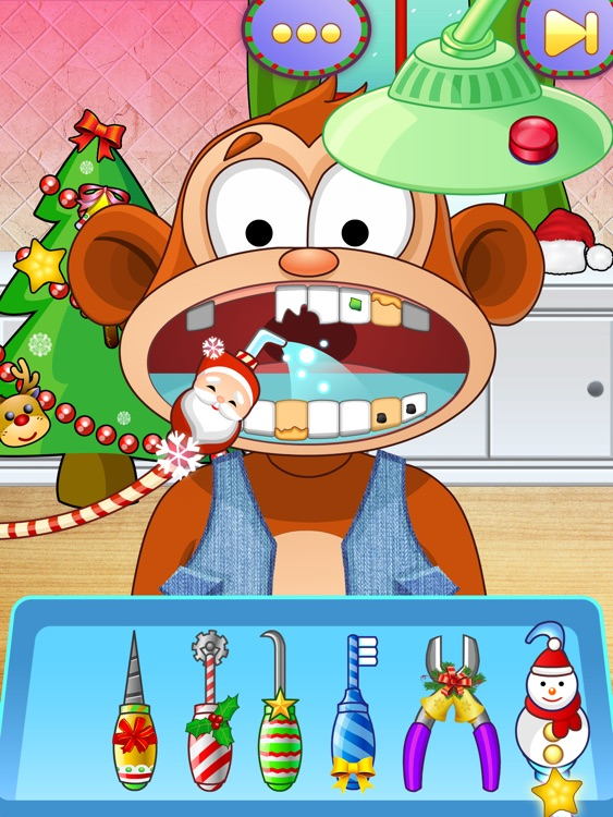 Lovely Dentist for Christmas HD - Kids Doctor