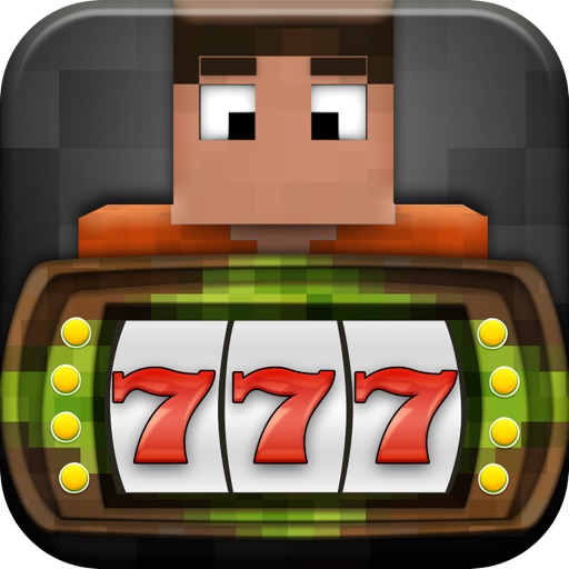 Block Slots Pixel Casino 777 - FREE Game