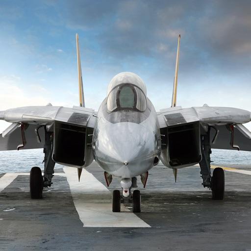 Modern Jet Battle iOS App