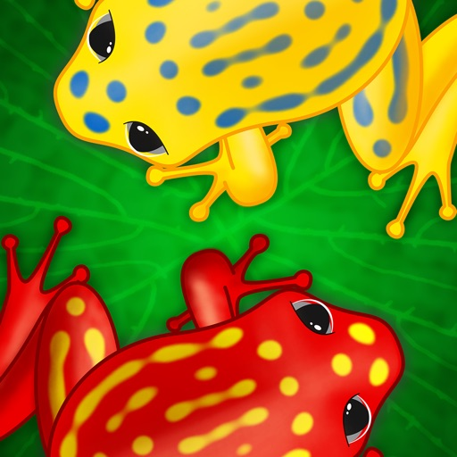 Katak - Addictive Multiplayer Duel With Frogs Eating Bugs