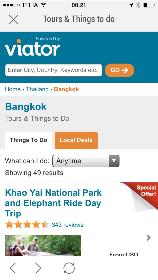Bangkok City Travel Guide - GuidePal screenshot four
