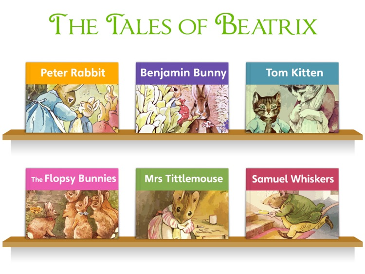 Love to Read – Tales of Beatrix