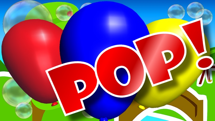 balloon bubble pop 2 hd popping game for kids by coded velocity inc