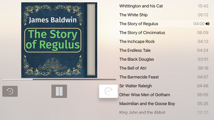 AudioBooks - James Baldwin version