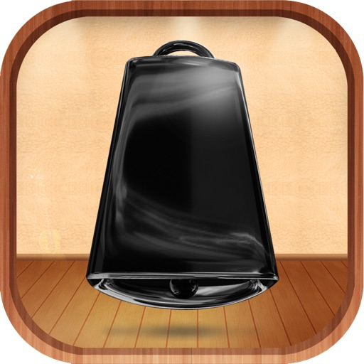 Cowbell Jam - Awesome Mobile Tap Instrument! iOS App