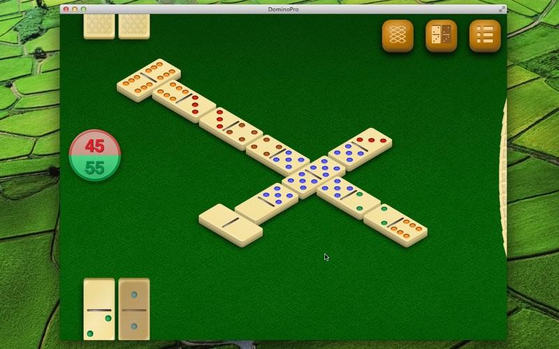 DominoPro Screenshot