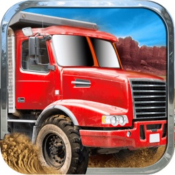 A Desert Trucker - Real Lorry And Truck Driver Offroad Chase Racing Games 3D FREE