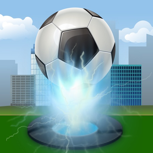 Amazing Soccer Ball - Run, Jump and Fly Adventure icon