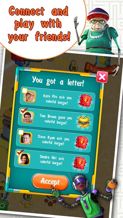 Burger Bombs screenshot-4