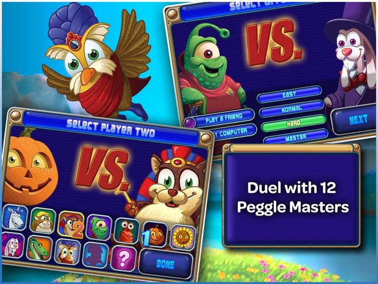 Peggle Classic HD screenshot-4