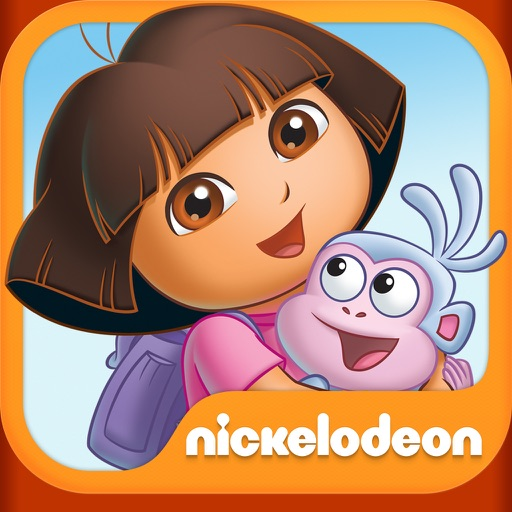 Dora the Explorer: Where is Boots? A hide and seek adventure! HD icon