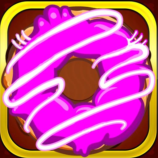 Doughnut-s Delicious :Donut-s Free-Fall Match-ed 3 Challenge iOS App
