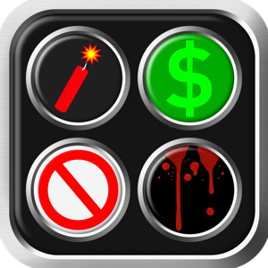Big Button Box - funny sounds, sound effects buttons, pro fx soundboard, fun games board, scary music, annoying fart noises, jokes, super cool dj effect, cat, dog & animal fx app