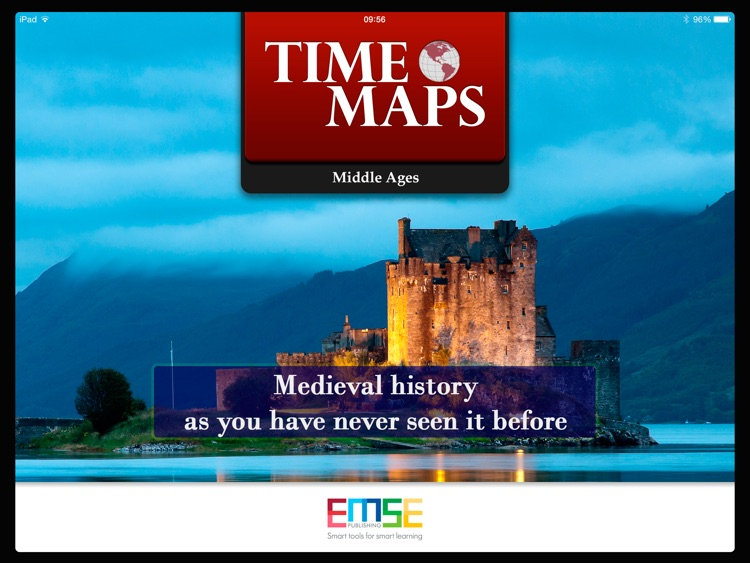TimeMaps Middle Ages - Historical Atlas