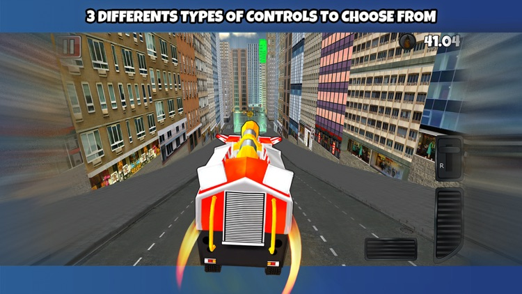Fire Truck 3D screenshot-4