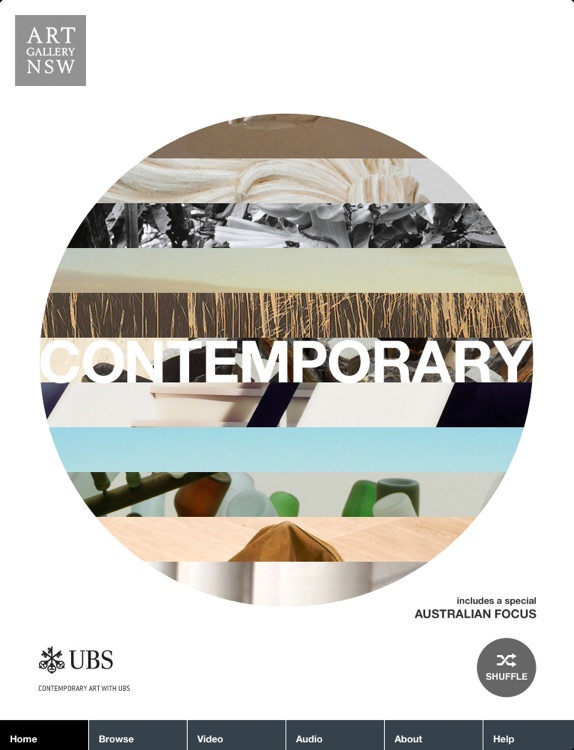 Contemporary: Art Gallery of New South Wales