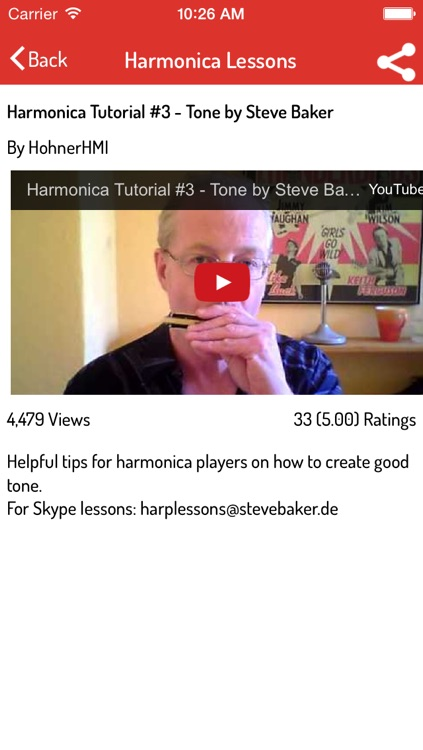 How To Play Harmonica - Harmonica Guide screenshot-3